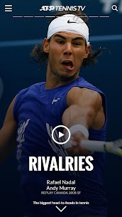 Tennis TV – Live ATP Streaming Apk İndir 5