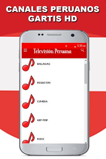 Foto do Ver TV Peruana Canales en Vivo HD Gratis Guide