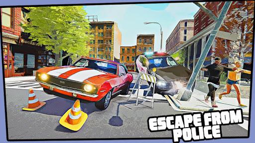 Télécharger gratuit Real Miami Gangster Grand City: Crime Simulator APK MOD 2