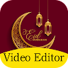 Eid al-Adha Photo Frame Video Maker With Song app apk icon