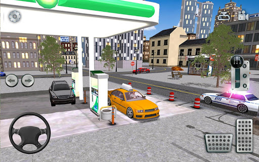 City Taxi Driving simulator: PVP Cab Games 2020 apktram screenshots 12