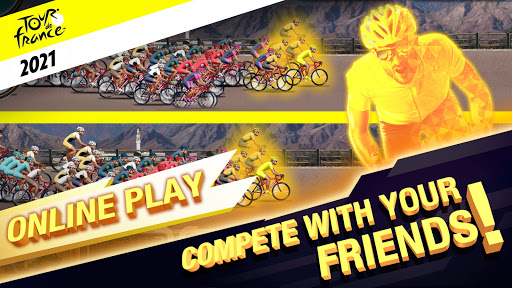 Tour de France 2021 Official Game - Sports Manager android2mod screenshots 1