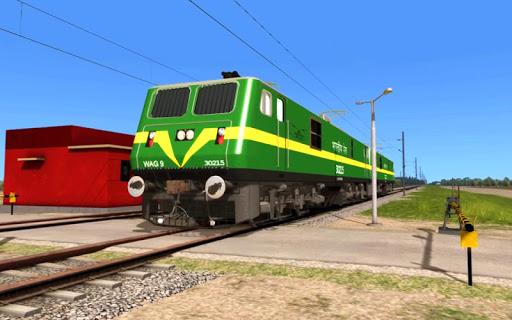City Train Driving Simulator: Public Train screenshots 11