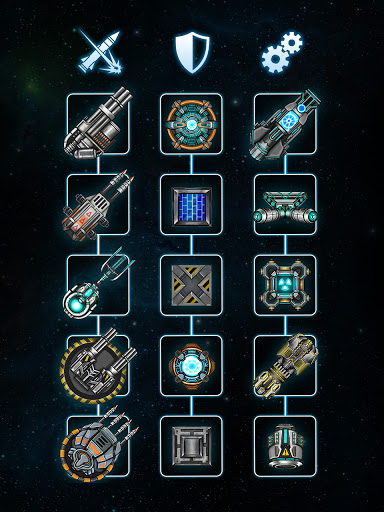 Space Arena: Build a spaceship & fight 2.9.7 screenshots 8