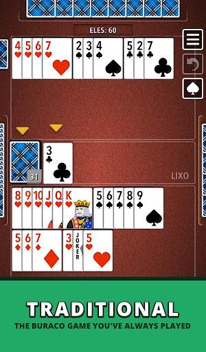 Buraco Canasta Jogatina: Card Games For Free 4.1.3 Screenshots 18