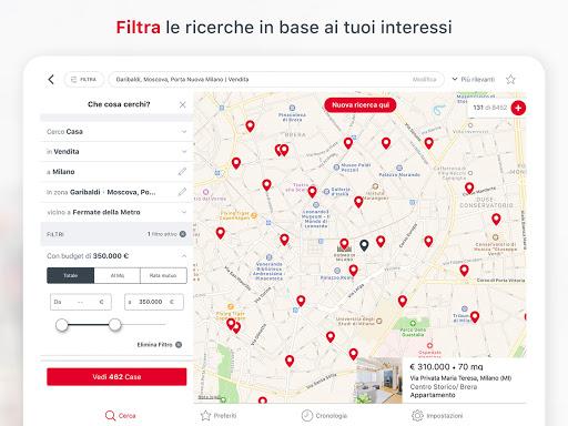 Casa.it Vendita e Affitto Case 3.6.5 Screenshots 13
