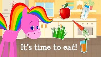 My Pet Rainbow Horse for Kids