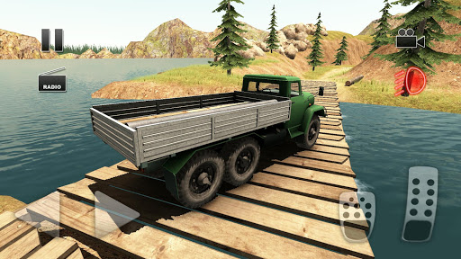 Truck Driver Crazy Road 2 1.21 screenshots 6