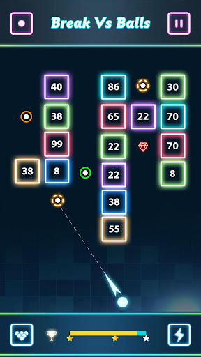 Balls vs Blocks : Bricks Breaker Throw screenshots 5