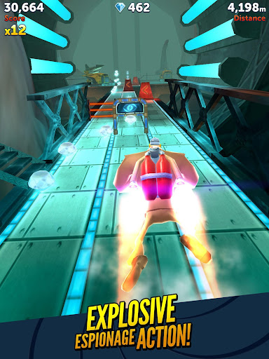 Agent Dash - Run Fast, Dodge Quick!  screenshots 8