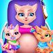 キティ お手入れ ツイン 赤ちゃん ゲーム - Androidアプリ