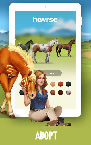 Howrse - free horse breeding farm game 4.1.6 screenshots 8