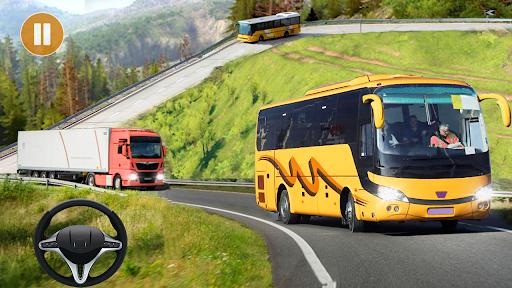 Coach Bus Simulator Offroad Driving 2021 Apkfinish screenshots 3