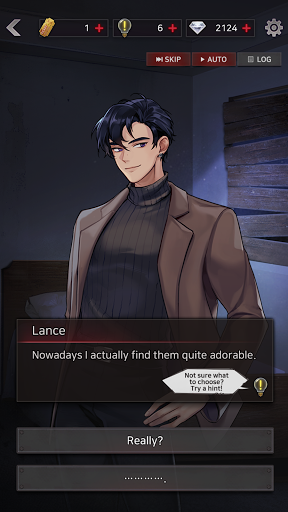 Havenless - Your Choice Otome Thriller Game Apkfinish screenshots 14