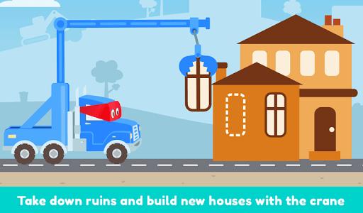 Carl the Super Truck Roadworks: Dig, Drill & Build 1.7.13 screenshots 16