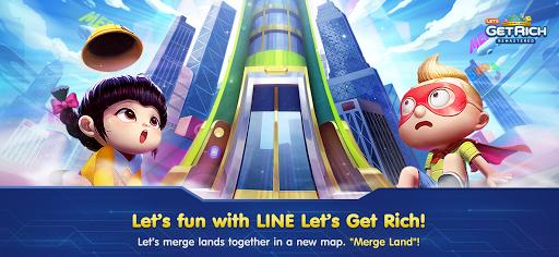 LINE Let's Get Rich 3.5.0 screenshots 1