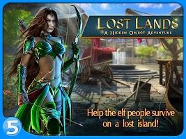 Lost Lands: Hidden Object