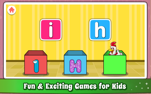 Alphabet for Kids ABC Learning - English 1.4 Screenshots 12