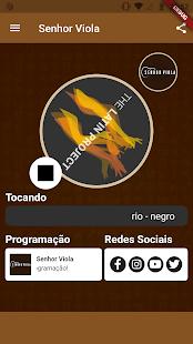 Rádio Senhor Viola 1.0.0 APK + Mod (Unlimited money) para Android