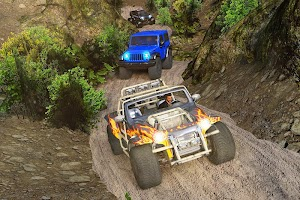 Offroad 4x4 Monster Truck:Jeep Mountain Climb 2021