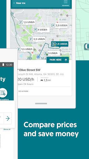 ElParking - Book your parking spot  screenshots 2