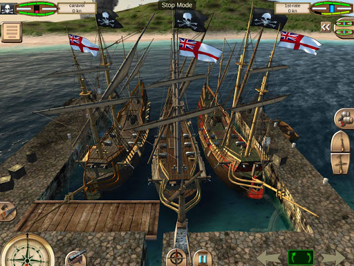 The Pirate: Caribbean Hunt 9.6 Screenshots 24