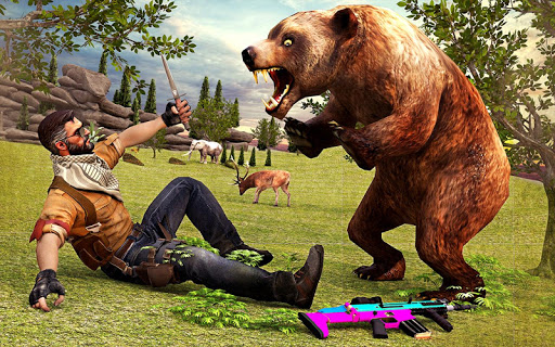 Wild Deer Hunter :Sniper Animal Shooting 3D Games  screenshots 11