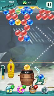 Larva Bubble Pop 1.1.6 screenshots 1