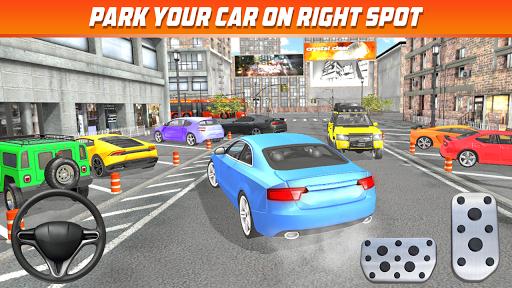 Multi Storey Car Parking Games: Car Games 2020 apkpoly screenshots 3