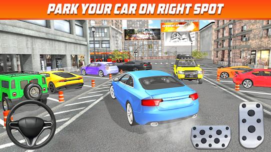 Multi Storey Car Parking Games: Car Games 2020 3