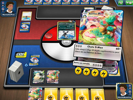 JCC Pokémon Online APK MOD (Astuce) screenshots 3