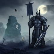 Knight Dark Fantasy Gothic Live Wallpaper LWP  Icon
