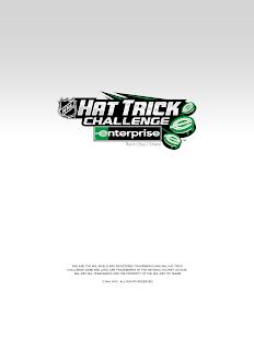 NHL Hat Trick Challenge