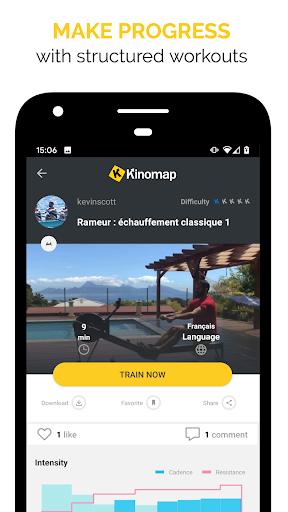 Kinomap - Indoor training videos  Screenshots 2