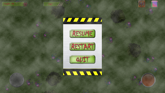 Zombie top down shooter Hack Cheats (iOS & Android) 4
