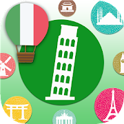 LingoCards Learn Italian Words, ABC for Beginners