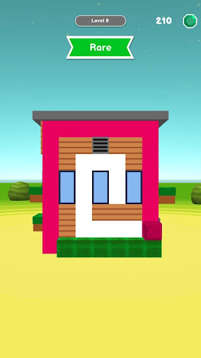 Paint wall   Exciting House Painting Puzzle Game 8.53 screenshots 5