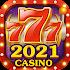 777Casino- Money Vegas Cash Slots Machine Games