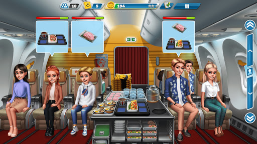 Airplane Chefs - Cooking Game  screenshots 6