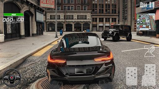 Car Driving Simulator Racing Games 2021  screenshots 2