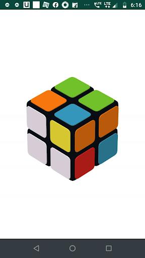 Cube Game 2x2  screenshots 2