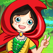 Mini Town: Red Riding Hood Fairy Tale Kids Games