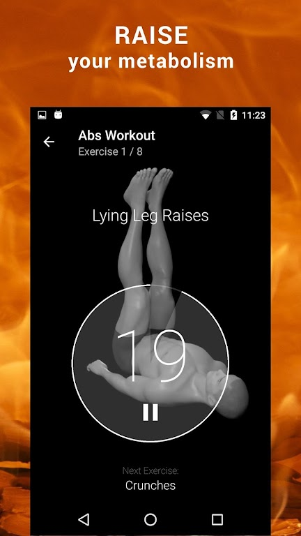 Tabata HIIT. Interval Timer  poster 1