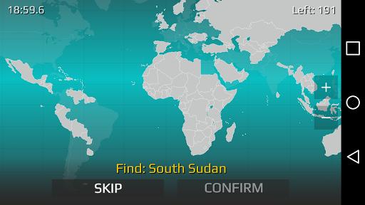 World Map Quiz 2.17 screenshots 11