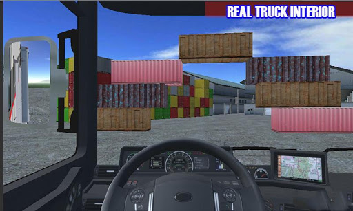 Best Truck Parking : new truck parking game 1.04 screenshots 8