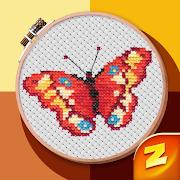 Magic Cross Stitch: Color Pixel Art