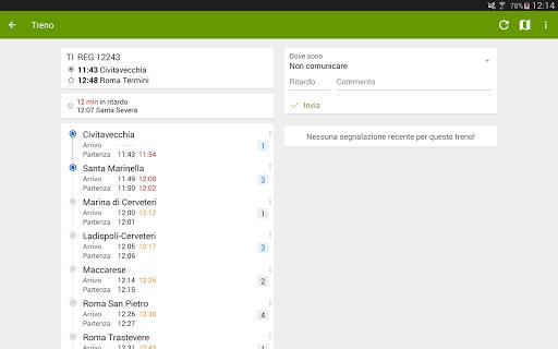 Train Timetable Italy  Screenshots 9
