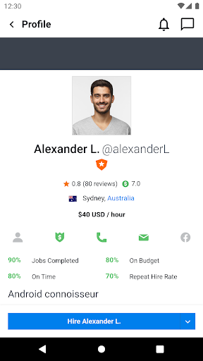 Freelancer - Hire & Find Jobs android2mod screenshots 3