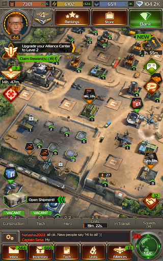 Soldiers Inc: Mobile Warfare screenshots 5