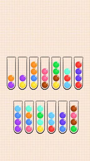 BallPuz: Ball Color Sorting Puzzle Games Apkfinish screenshots 5